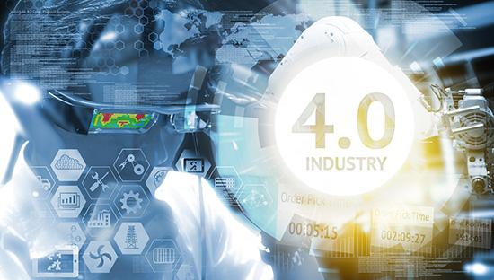 Definition von Industrie 4.0