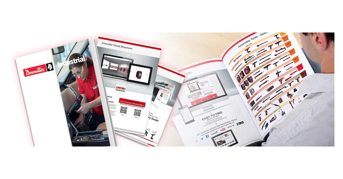 Desoutter new General Catalog - Desoutter Industrial Tools