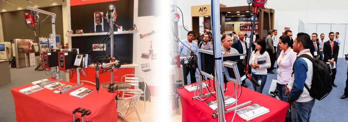 Meet with us at the Manufactura de Autopartes Show!