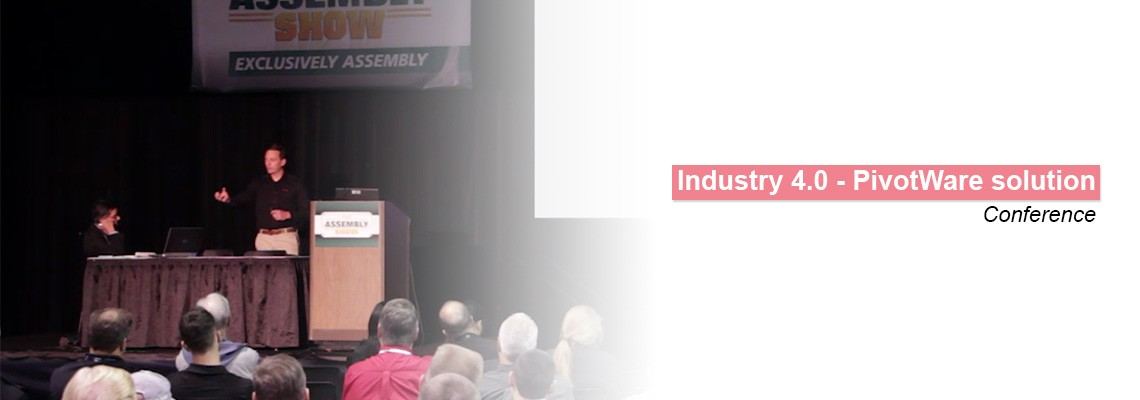 Desoutter shares its vision of the Industry 4.0!