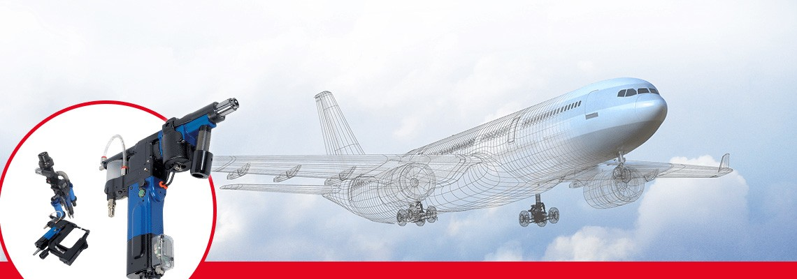 Our Advanced Drilling Units have been chosen by Irkut for the manufacturing of their MC-21 passenger jet airliner!