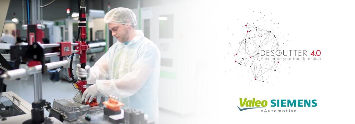 Valeo Siemens eAutomotive trust Desoutter solutions!