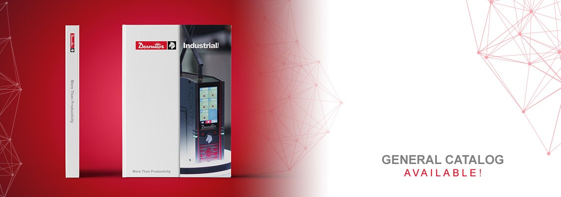 New Desoutter general catalog with Industry 4.0 dedicated tools and solutions!