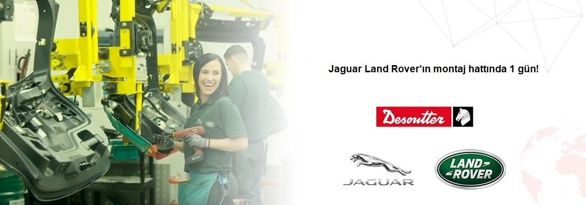Enjoy one day in the life at Jaguar Land Rover assembly line!