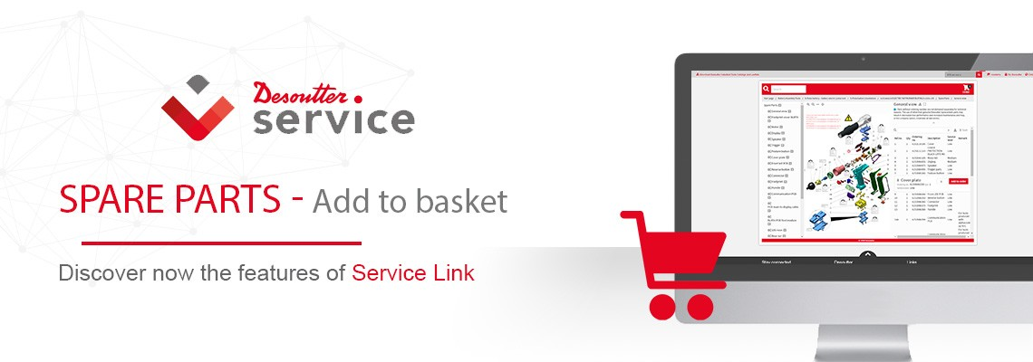 How to simplify your spare parts search and quotation request?