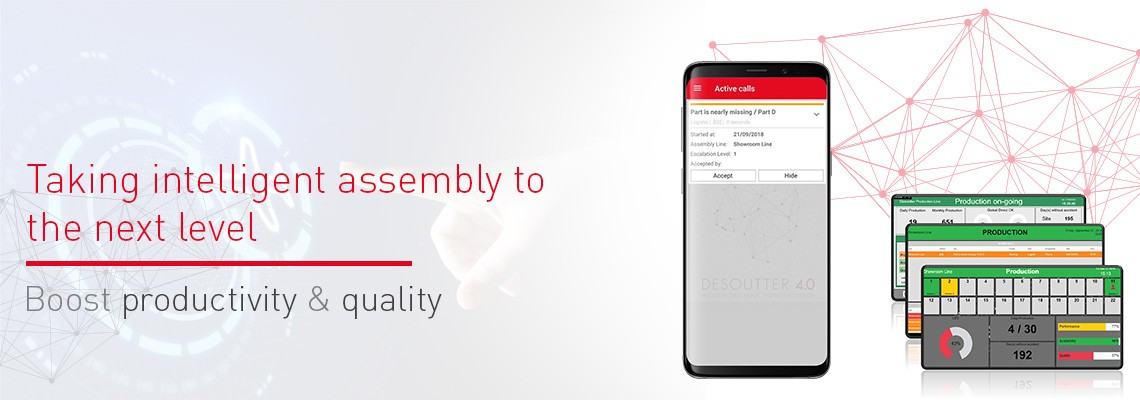 How to take intelligent assembly to the next level?