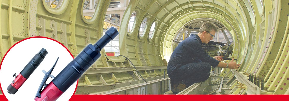 Discover the high-quality deburring tools designed by Desoutter Tools to help remove burrs and other surface defects. Ask for a quote or a demonstration!
