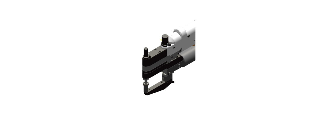 Extra small offset head for difficult access areas<br/>