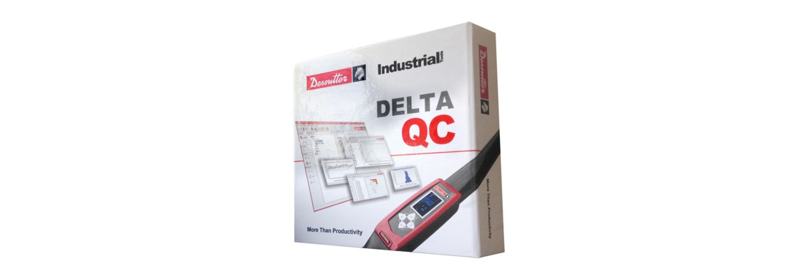 Delta QC standard software package<br/>