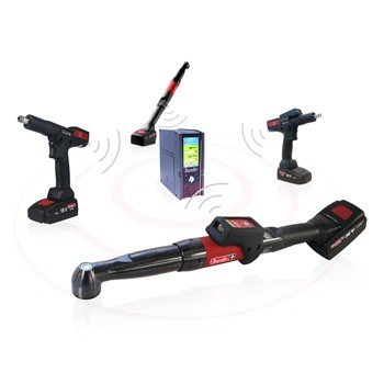 EABcom/EPBcom - Wireless transducerized battery tool