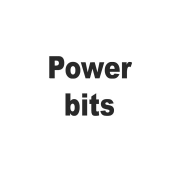 Power bits