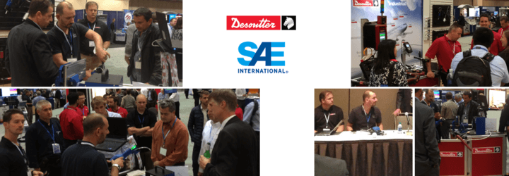 Come and test our solutions during the SAE Show in October at Bremen, Germany!