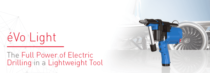 New semi-automatic electric tool for drilling applications: the éVo Light