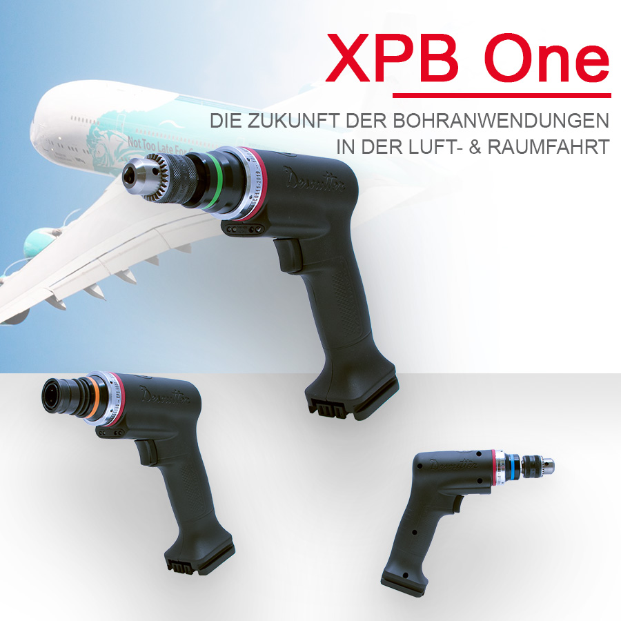 XPB One - intelligente Akkubohrer Serie