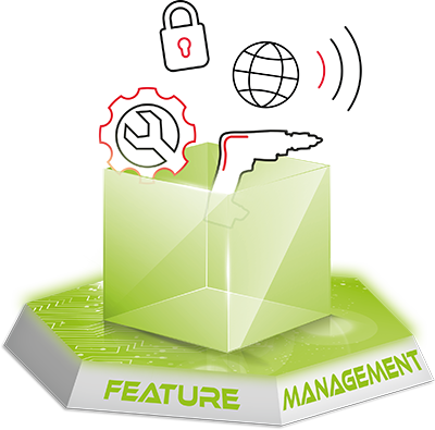Feature Management Desoutter CONNECT Industry 4.0