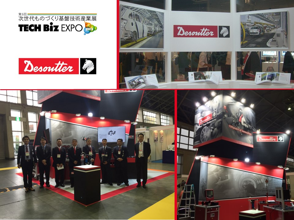 Tech_Biz_Expo_Desoutter_Industrial_Tools_Booth_2015_Assembly