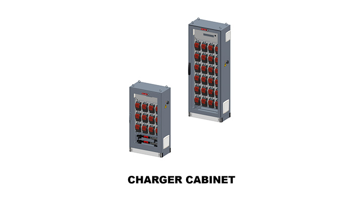 Cabinet Charger