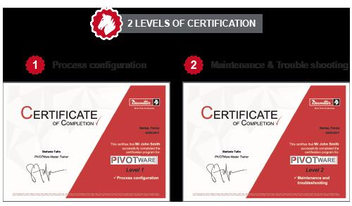 Desoutter Certification Training