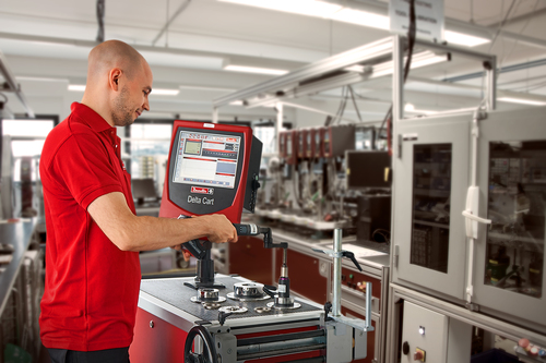 Desoutter Tools Service Calibration