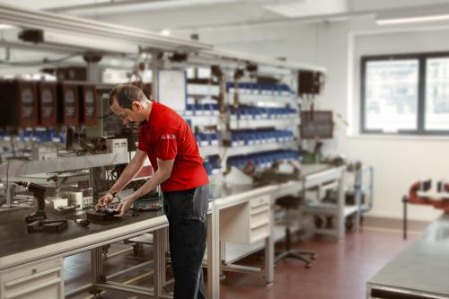 Desoutter Tools Service Tool Care
