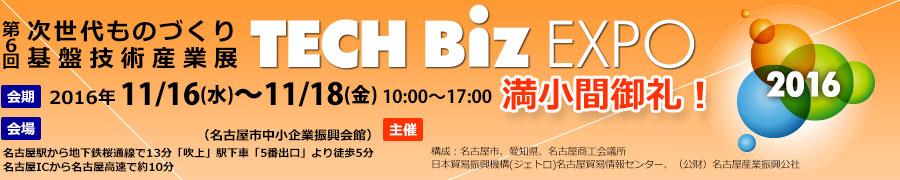 Tech Biz Expo Website